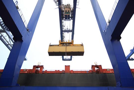 shotto logistics limited break bulk services
