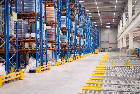 Shotto Logistics Limited warehousing