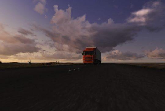 Big_Truck_On_The_Road_Sunset.jpg